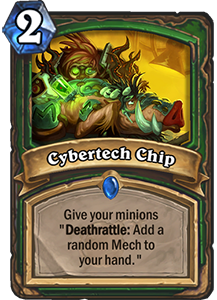 Cybertech Chip - Boomsday Expansion