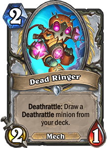 Dead Ringer Image - Boomsday Expansion