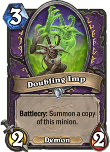 Doubling Imp - Boomsday Expansion