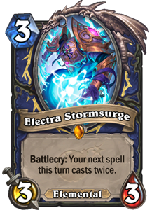 Electra Stormsurge - Boomsday Expansion