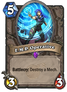 E.M.P. Operative - Boomsday Expansion