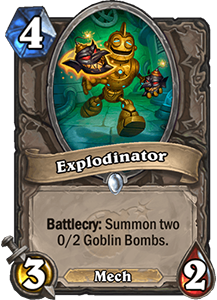 Explodinator - Boomsday Expansion