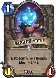 Faithful Lumi - Boomsday Expansion