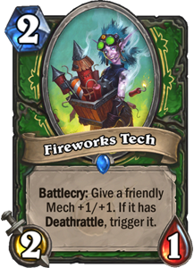 Fireworks Tech - Boomsday Expansion