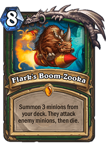 Flark's Boom-Zooka - Boomsday Expansion