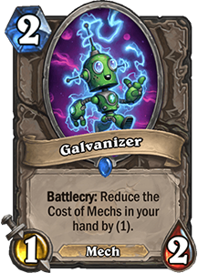 Galvanizer - Boomsday Expansion