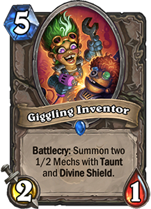 Giggling Inventor - Boomsday Expansion