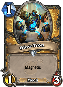 Glow-Tron Matrix Image - Boomsday Expansion