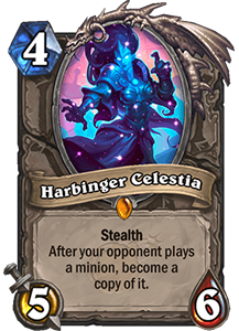Harbinger Celestia - Boomsday Expansion