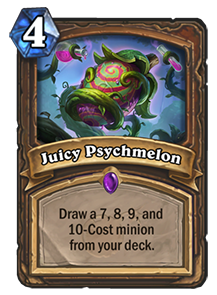Juicy Psychmelon - Boomsday Expansion