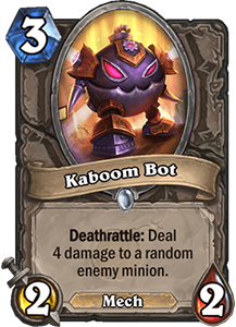 Kaboom Bot - Boomsday Expansion