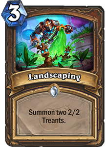 Landscaping - Boomsday Expansion