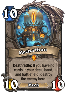 Mecha'thun - Boomsday Expansion
