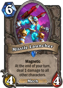 Missile Launcher - Boomsday Expansion