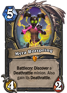 Myra Rotspring - Boomsday Expansion
