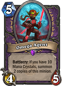 Omega Agent - Boomsday Expansion