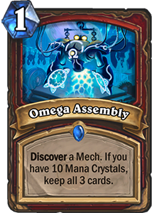 Omega Assembly - Boomsday Expansion