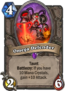 Omega Defender - Boomsday Expansion