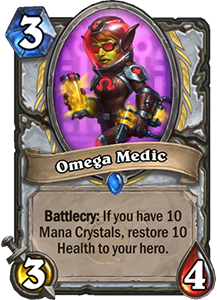 Omega Medic Image - Boomsday Expansion