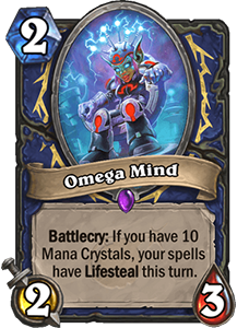 Omega Mind - Boomsday Expansion
