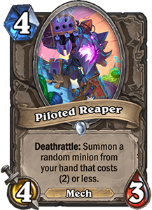 Piloted Reaper - Boomsday Expansion