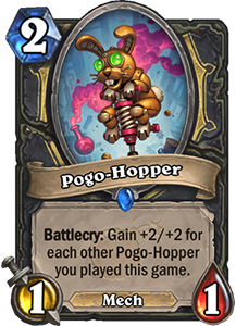 Pogo-Hopper - Boomsday Expansion