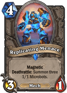 Replicating Menace - Boomsday Expansion