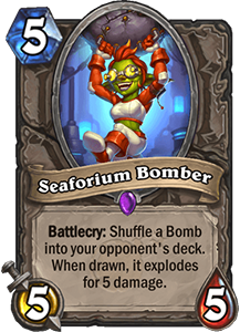 Seaforium Bomber - Boomsday Expansion