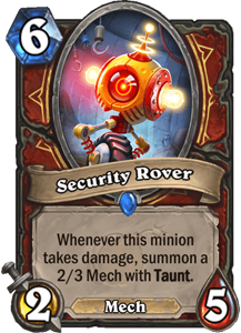 Security Rover - Boomsday Expansion