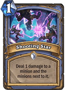 Shooting Star Image - Boomsday Expansion