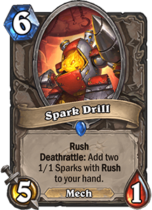 Spark Drill - Boomsday Expansion