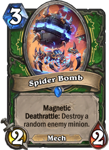 Spider Bomb Image - Boomsday Expansion