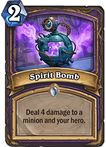 Spirit Bomb - Boomsday Expansion