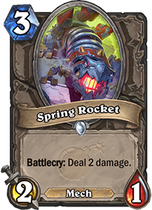 Spring Rocket - Boomsday Expansion