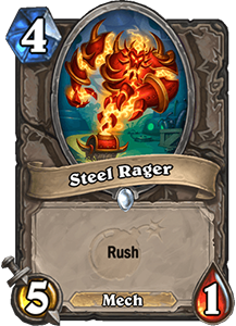 Steel Rager - Boomsday Expansion