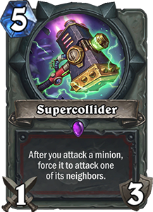 Supercollider - Boomsday Expansion