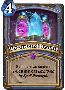 Unexpected Results Image - Boomsday Expansion