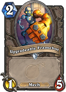Upgradeable Framebot - Boomsday Expansion