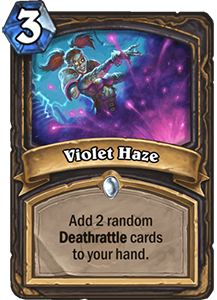 Violet Haze - Boomsday Expansion