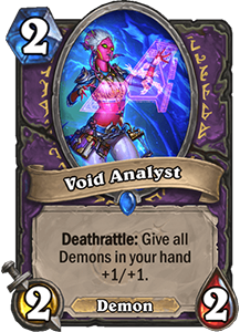 Void Analyst - Boomsday Expansion
