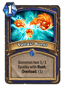 Voltaic Burst - Boomsday Expansion