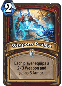 Weapons Project - Boomsday Expansion