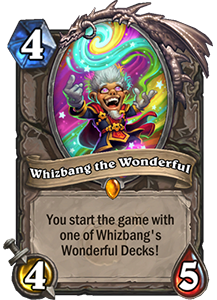 Whizbang the Wonderful - Boomsday Expansion
