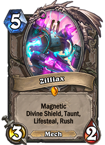 Zilliax - Boomsday Expansion