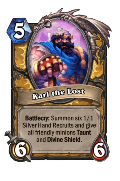 Karl the Lost