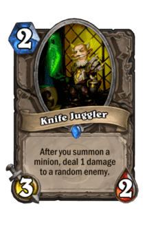 Knife Juggler