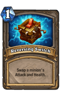 Reversing Switch
