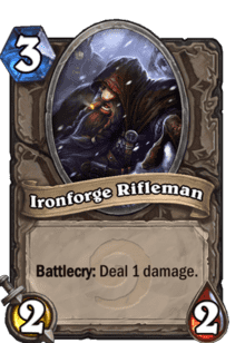 Ironforge Rifleman