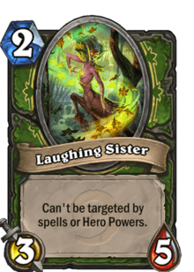 Laughing Sister