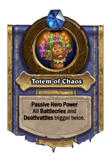 Totem of Chaos